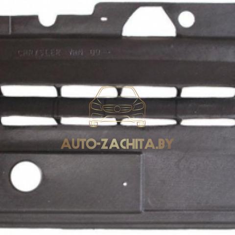 Защита картера двигателя DODGE Caravan IV 2000-2007 г.в.