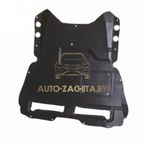 Защита картера двигателя FIAT Scudo 1996-2007 г.в.