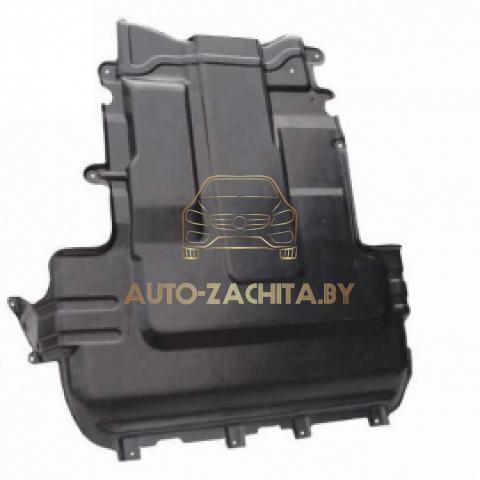 Защита картера двигателя Ford Fiesta IV 1995-2002 г.в.