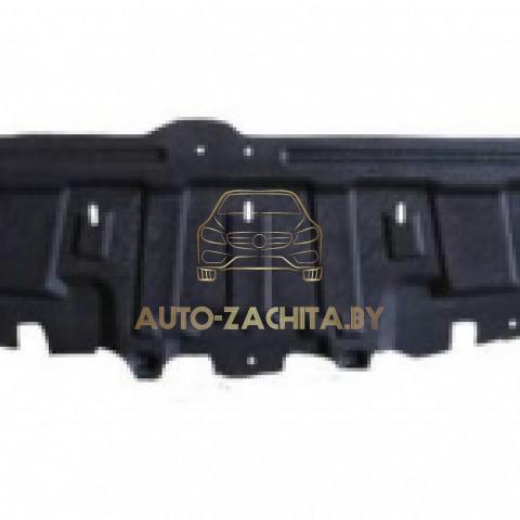 Защита бампера, радиатора Mazda 5 (CR) 2005-2010 г.в.