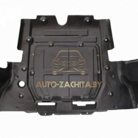 Защита двигателя Opel Astra G 1998-2009. Florimex.