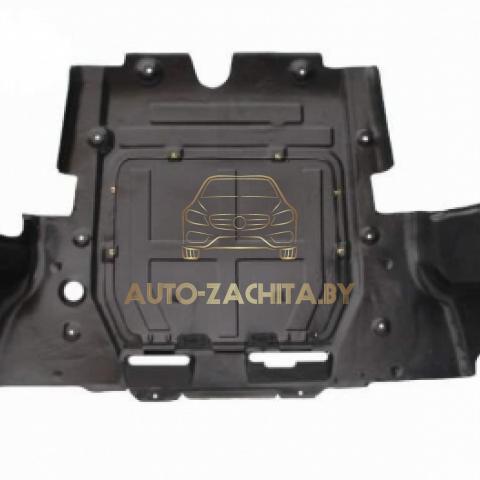 Защита двигателя Opel Zafira A 1999-2005. Florimex.