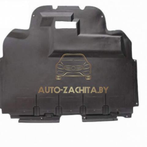 Защита картера двигателя CITROEN С5 2001-2004 г.в. Полиэтилен.