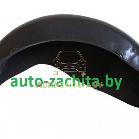 защита колесных арок (подкрылки) Fiat Punto II/III (задний левый) 1999-2005