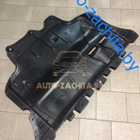 защита картера двигателя AUDI A3 (8V) 2012- г.в.