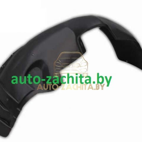 защита колесных арок, подкрылки Volkswagen Caddy II (передний правый) 1995-2004