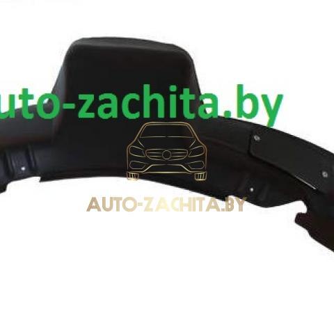 защита колесных арок (подкрылки) Ford Galaxy (передний правый) 2000-2006