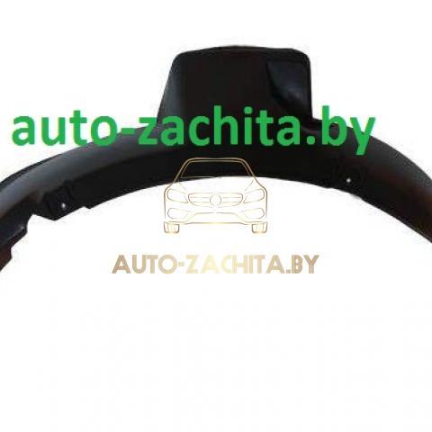 защита колесных арок, подкрылки Volkswagen Sharan (передний левый) 1995-2000