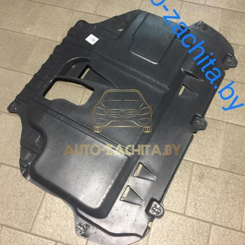 Защита картера двигателя Ford C-Max 2003-2010 г.в.