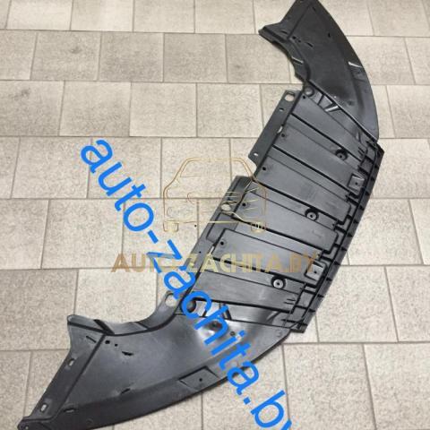 Защита бампера, радиатора FORD C-Max II 2010-