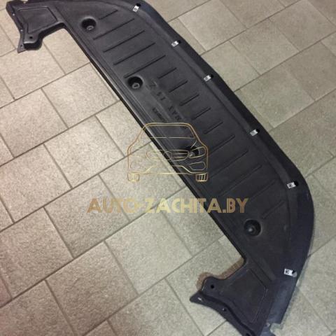 Защита бампера, радиатора Ford Galaxy III 2015- н.в.