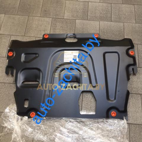 Металлическая защита картера двигателя Ford Galaxy II 2006-2015 г.в.