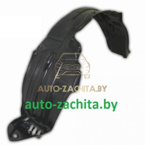 защита колесных арок, подкрылки Honda Civic VII (передний правый) 2001-2005