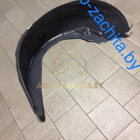Защита колесных арок (подкрылки) Mazda 6 (GG) (задний правый) 2002-2008