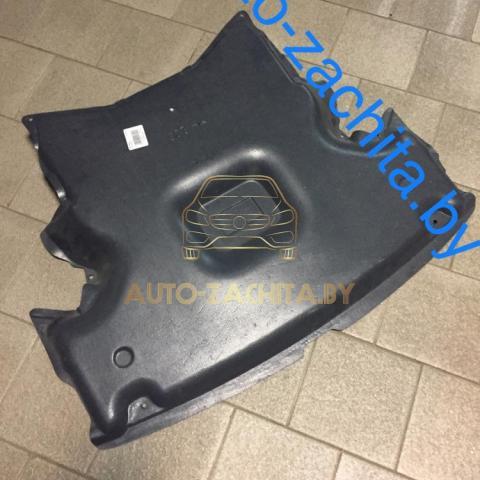 Защита двигателя Mercedes-Benz CLK (C209) 2002-2010.