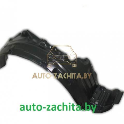 защита арок (подкрылки) Nissan Almera N16 (передний правый) 2000-2006