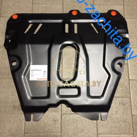 Металлическая защита двигателя Opel Astra H 2004-2014.