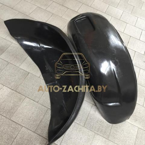 Защита колесных арок, подкрылки Opel Frontera (задние, 2 шт.) 1992-2004