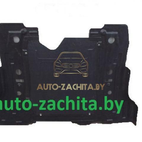 Защита картера двигателя Chevrolet Orlando 2010-2015 г.в.