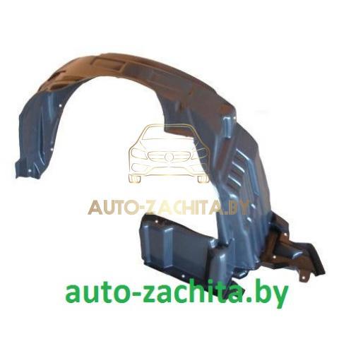 защита колесных арок (подкрылки) Peugeot 107 (передний левый)