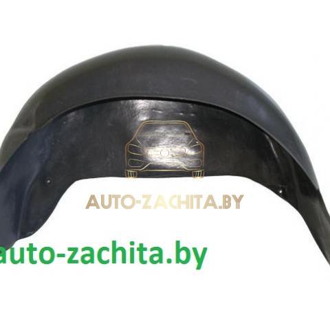 защита колесных арок, подкрылки Peugeot 206 (задний левый)