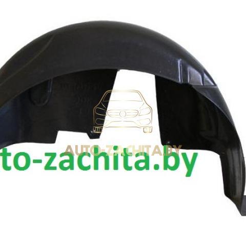 защита колесных арок, подкрылки Peugeot 206 (задний правый)