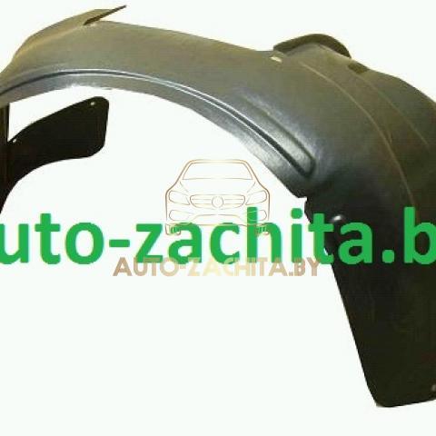 защита колесных арок, подкрылки Peugeot 607 (передний правый)