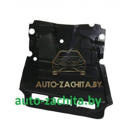 Защита двигателя Lancia Zeta 1995-2002 г.в. Полиэтилен.