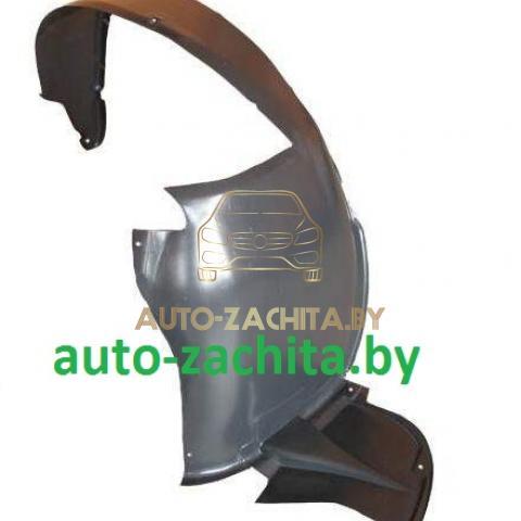 защита колесных арок, подкрылки Peugeot Expert I (передний левый) 1995-2007