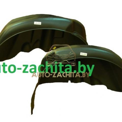 защита арок (подкрылки) задние NISSAN ALMERA G15 (2шт.) 2013-