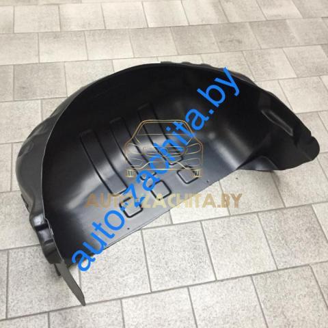 защита колесных арок, подкрылки Opel Movano II (задний правый) 2010-