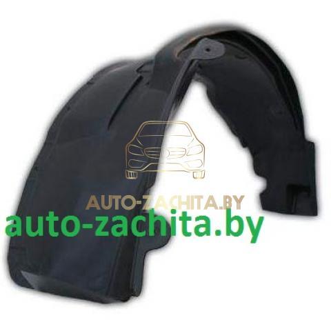 защита колесных арок, подкрылки Renault Master (передний правый) до 2010
