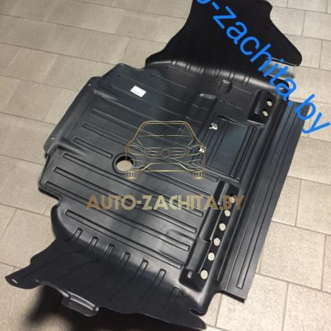 Защита картера двигателя Renault Master 1998-2010 г.в.