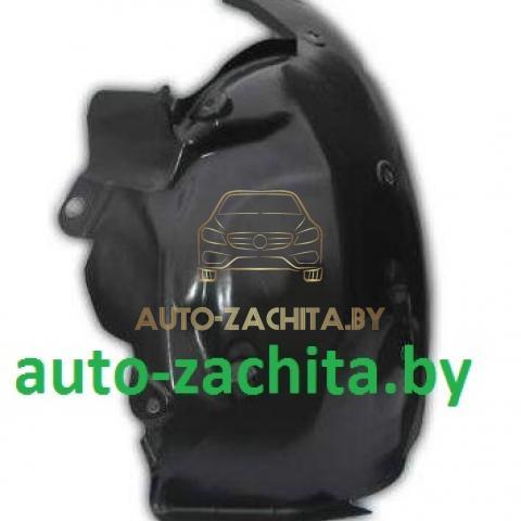 защита колесных арок, подкрылки Renault Megane 2 (передний правый, задняя часть) 2003-2008