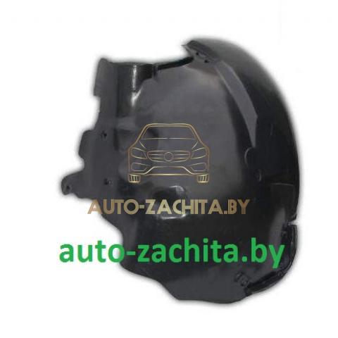защита колесных арок, подкрылки Renault Scenic 1 (передний правый, задняя часть) 1996-2003