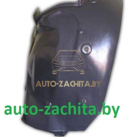 защита колесных арок, подкрылки Renault Scenic 2 (передний правый, задняя часть) 2003-2008