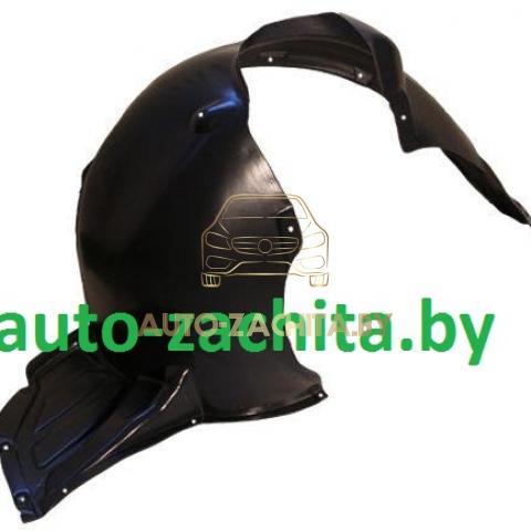 защита колесных арок, подкрылки Skoda Fabia II 5J (передний правый) 2007-2015