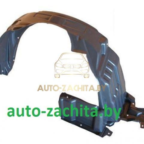 защита колесных арок (подкрылки) Citroen С1 (передний левый)