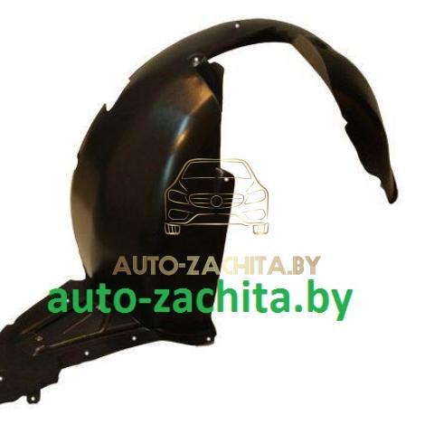 защита колесных арок (подкрылки) Citroen C2 (передний правый)
