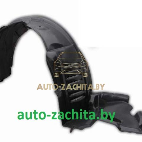 защита колесных арок, подкрылки)Toyota Corolla Verso (передний левый) 2004-2007