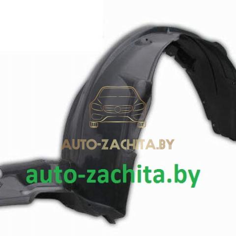 защита колесных арок, подкрылки Toyota Corolla Verso (передний правый) 2004-2007