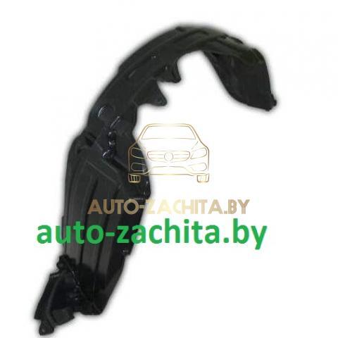 защита колесных арок, подкрылки Toyota Yaris I P1 (передний правый) 1999-2005